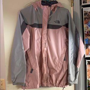 Jackets & Blazers - NORTH FACE RAIN JACKET